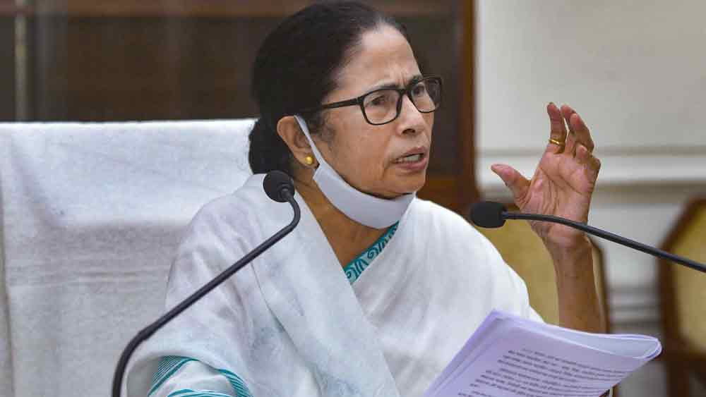 State Budget 2021-22 : West Bengal Allocates 1830 crores For COVID 3rd Wave_40.1