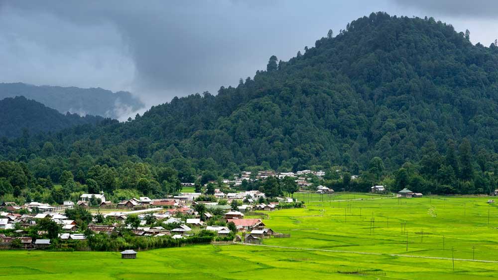 জিরো উপত্যকা, অরুণাচল প্রদেশ