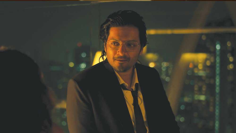 'ফরগেট মি নট' ছবিতে আলি ফজল।