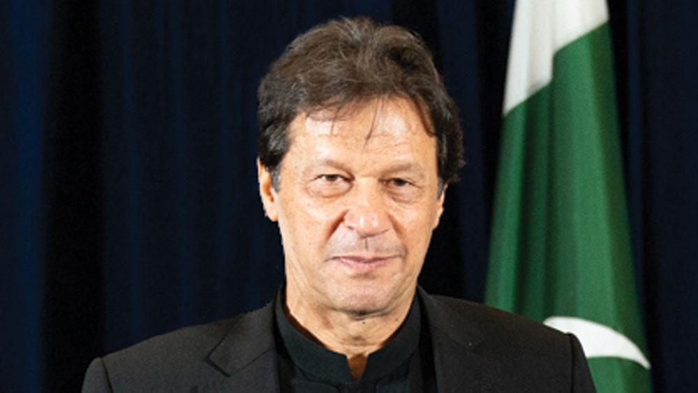 ইমরান খান
