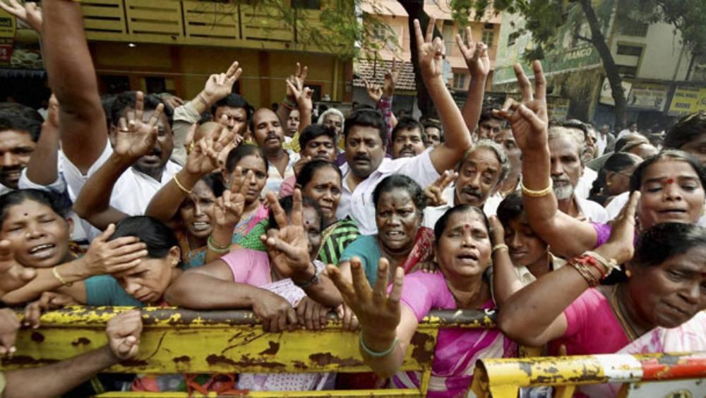 তামিলনাড়ুতে বিপুল ভোটে জিতেছেন এম কে স্ট্যালিনের দল।