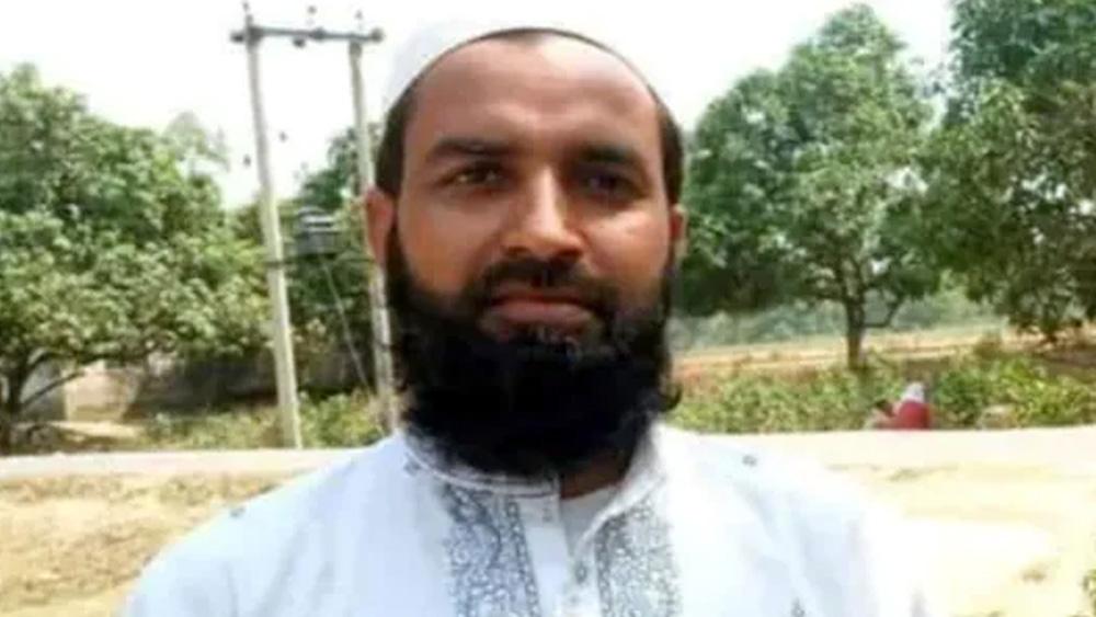 হাফিজ আজিমউদ্দিন।
