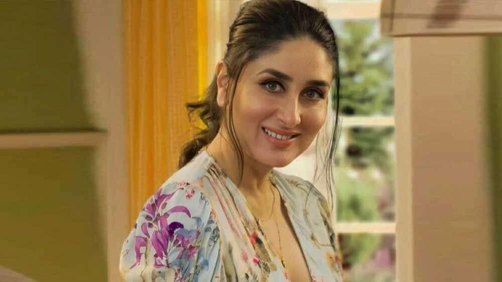 করিনা কপূর খান।