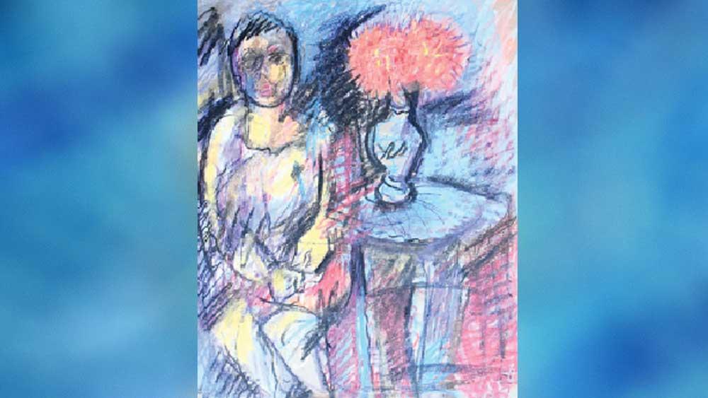 বাঙ্ময়: রেবা হোরের একক প্রদর্শনী 'লাইট অব স্প্রিং'।