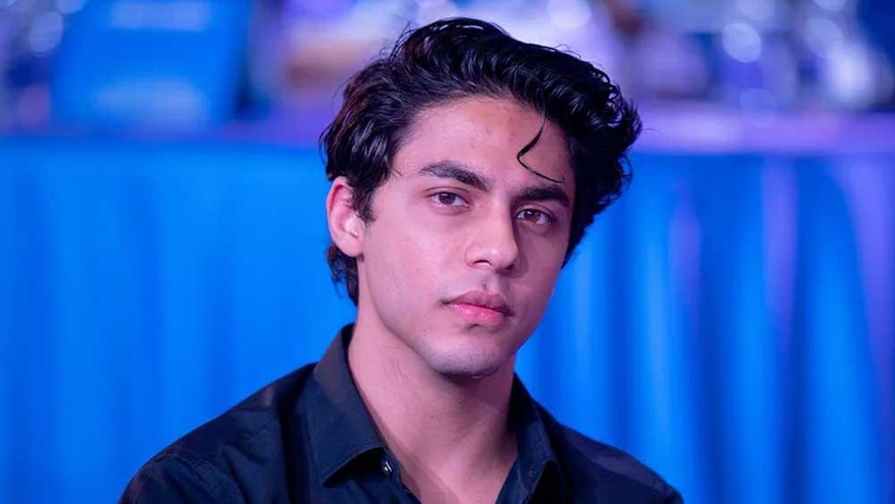 আরিয়ান খান।