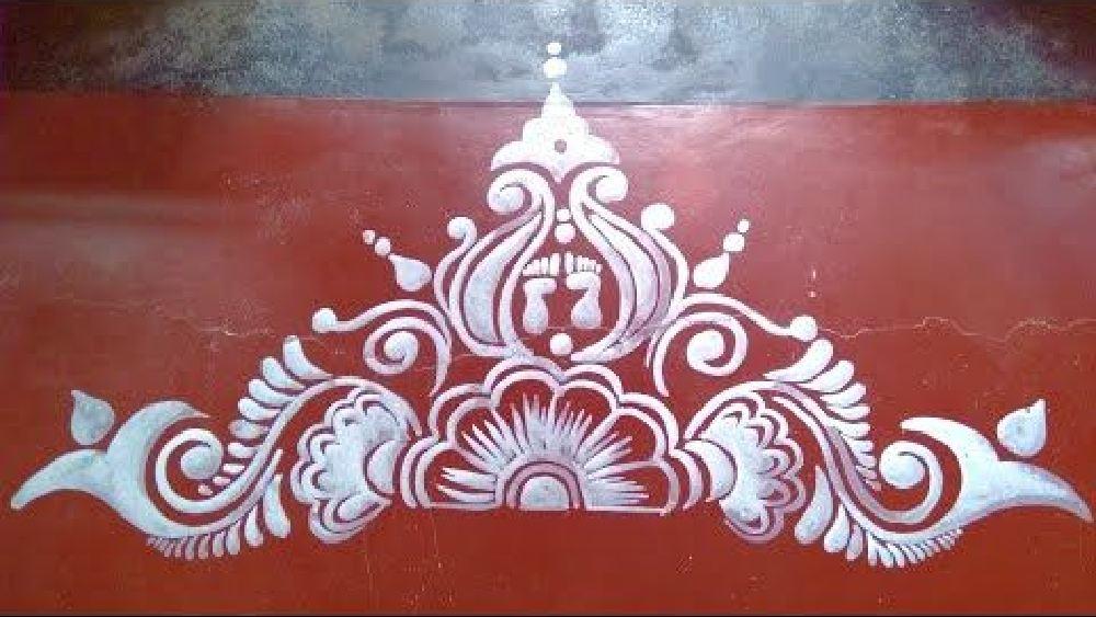 Laxmi Puja 2021: লক্ষ্মীপুজোয় কেমন ভাবে আলপনায় সাজাবেন ঘর?
