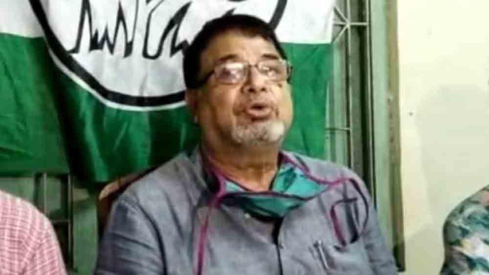 উদয়ন গুহ। ফাইল চিত্র