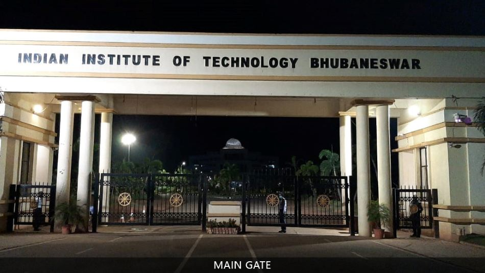 The placement drive at IIT Bhubaneswar is being held online this year because of COVID-19 restrictions. SOURCE: IIT Bhubaneswar Website