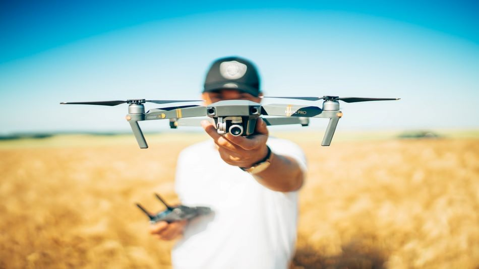 A high-altitude variant of ideaForge's Switch UAV (unmanned aerial vehicle) will be delivered over a period of a year.   SOURCE: Unsplash