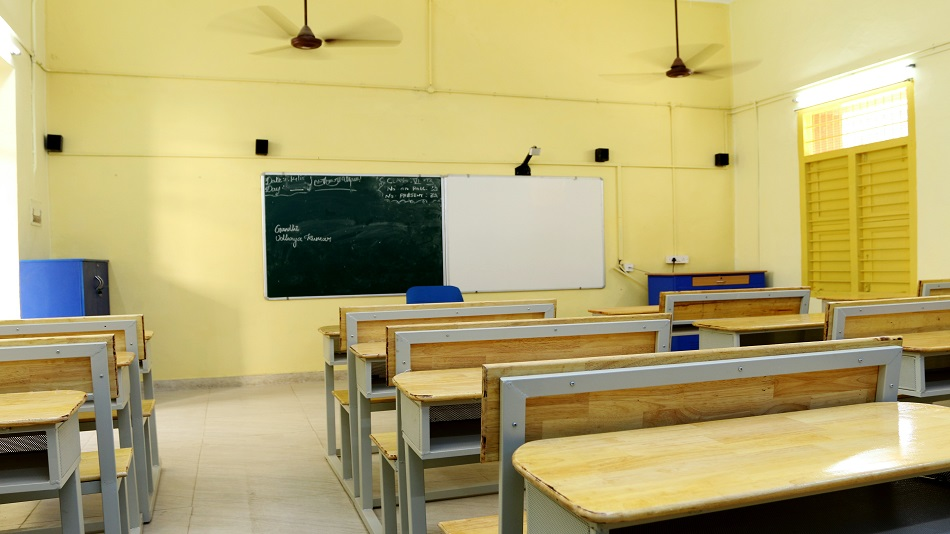 Schools and other educational institutes in Rajasthan have remained shut for more than seven months due to the coronavirus crisis. Image Credit: Unsplash