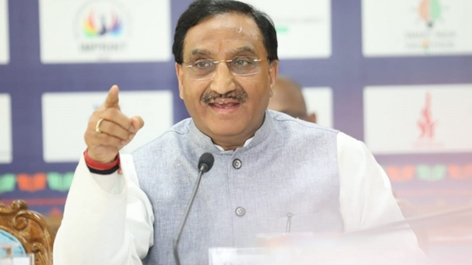 The Education Minister has asked students to share their concerns and queries. PHOTO: Twitter