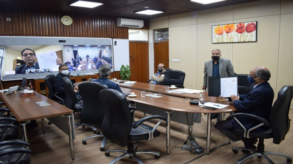 While the MoU will facilitate collaboration on several levels, IIT Delhi has also invited RCB Faridabad to utilise the incubation facilities available on its campus.   SOURCE: IIT Delhi