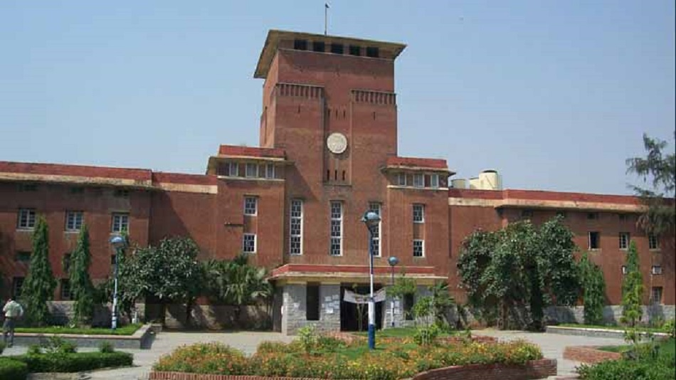 DU has released six cut-off lists for 2020 admissions till date. Image Credit: DU Website