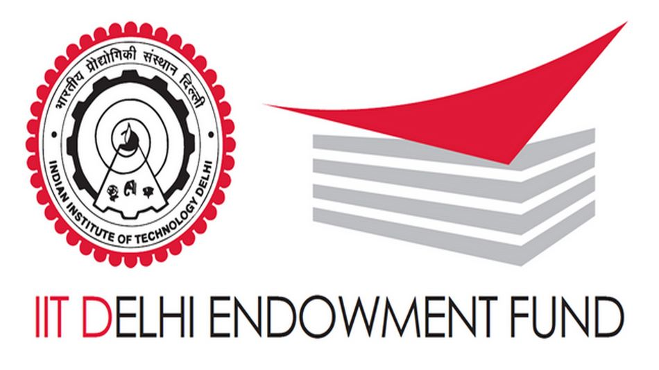 The logo is inspired by the iconic Dogra Hall building, a distinctive structure on the campus. SOURCE: IIT Delhi