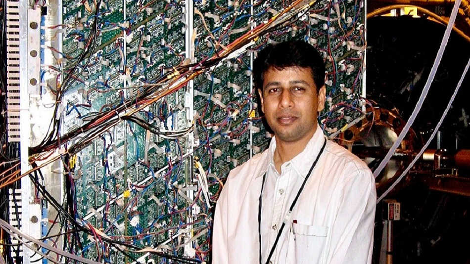 Physicist Bedangadas Mohanty is Fellow of the American Physical Society for 2020. PHOTO: Facebook