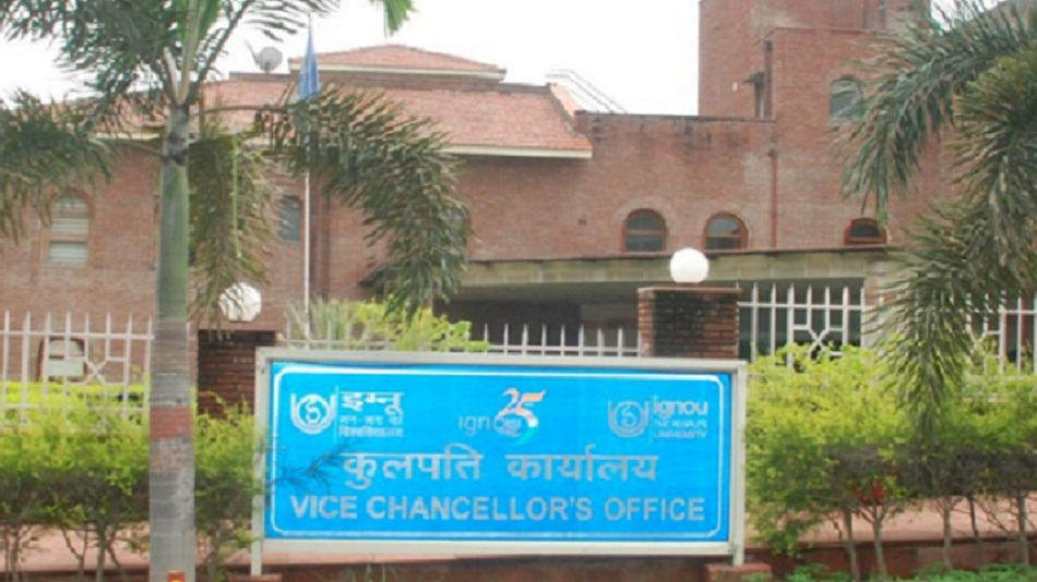 The final date of registration for the July 2020 session at IGNOU has been extended till October 15. PHOTO: Twitter