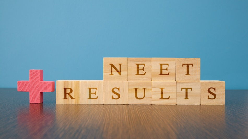 NEET is the entrance test for MBBS and allied courses in institutes across the country. Source: SHUTTERSTOCK