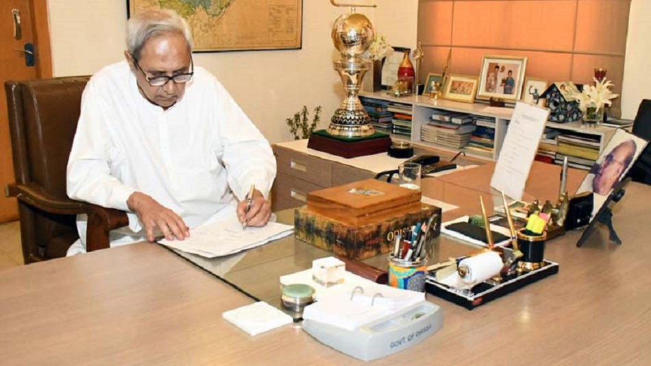 Odisha CM Naveen Patnaik called up NEET topper Soyeb Aftab to congratulate him, and wished him a bright future. PHOTO: CM Odisha website