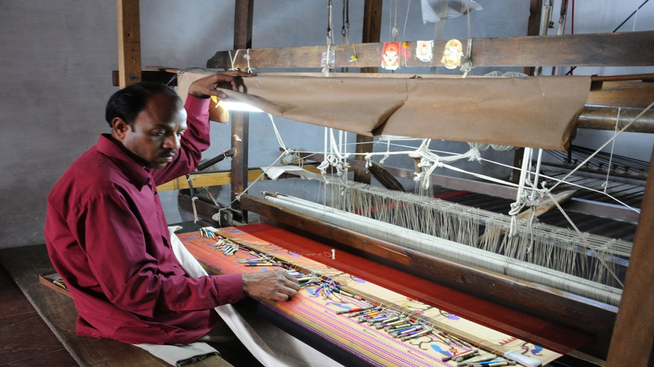 The e-commerce site, is aimed at eliminating middlemen and bridging the gap between weavers and customers. PHOTO: Shutterstock