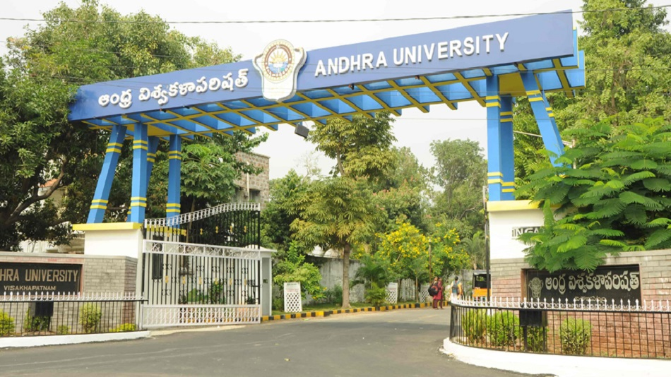 Andhra University, Visakhapatnam has declared the results of AP PGECET 2020, online. PHOTO: Andhra University website