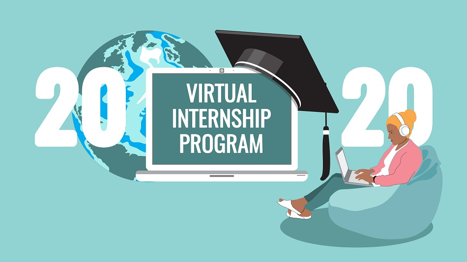 Companies are now offering virtual internships to outreach fresh talents for their entry-level positions. Illustration: Shutterstock