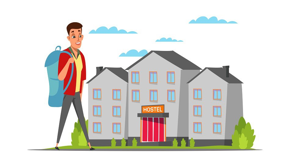 Not all colleges offer hostel facilities for both men and women, so if this is important to you, make sure you ask on your campus tour or search on the Internet. Illustration: Shutterstock