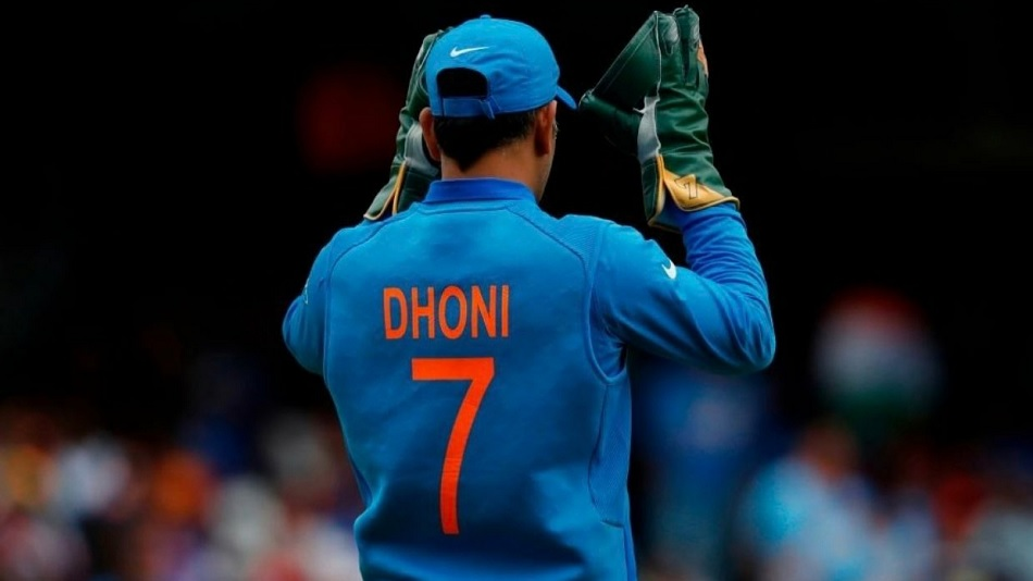 As captain, MS Dhoni won three ICC tournaments for India. PHOTO: Twitter