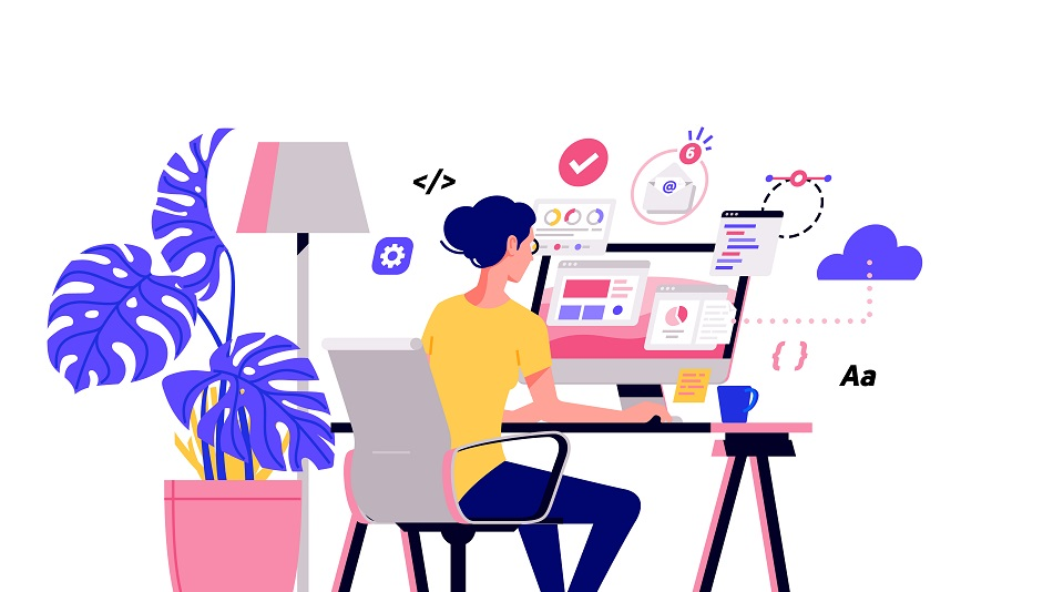 Having a good internet connection is not enough for seamless remote work. Illustration: Shutterstock