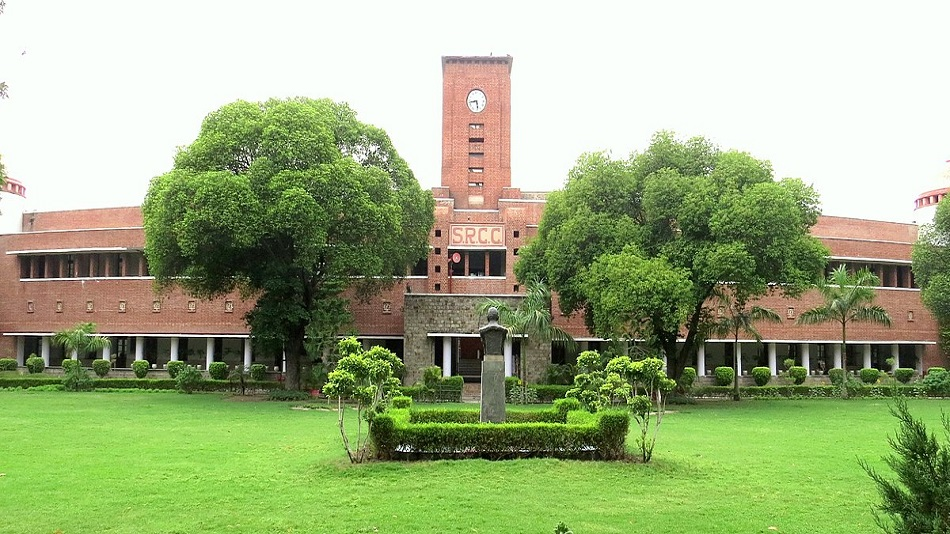 Shri Ram College of Commerce PHOTO: Official Website
