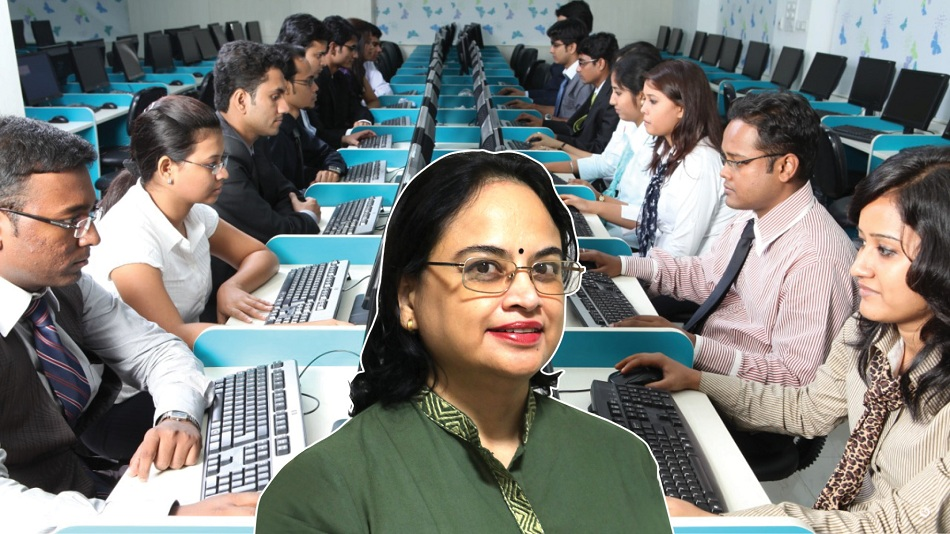 NSHM School of Computing and Analytics offers data science programmes at the undergraduate and post-graduate levels, writes (inset) Dr. Suparna Dhar.