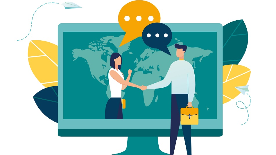 Thanks to technology, virtual interviews have made hiring easy for companies. Illustration: Shutterstock