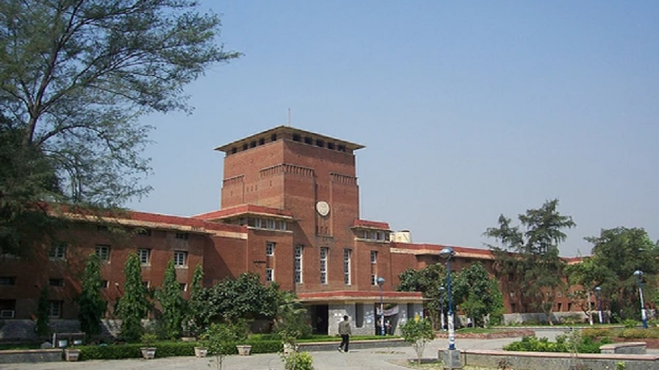 University of Delhi. PHOTO: Facebook
