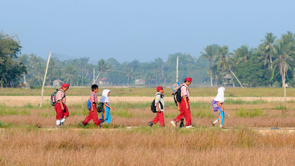 Students in many South Asian countries still lack the fundamental requirements for a remote education amid the Covid-19 lockdown. Photo: Shutterstock