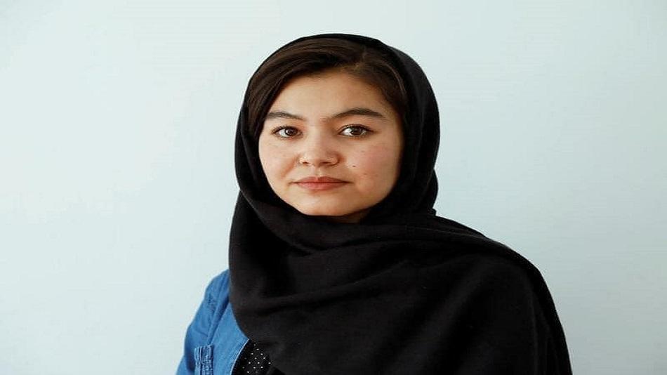 Shamsia Alizada dreams to become a doctor.