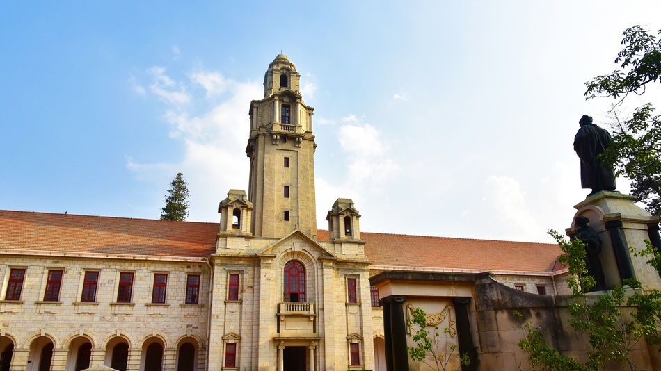 Indian Institute of Science (IISc), Bangalore.