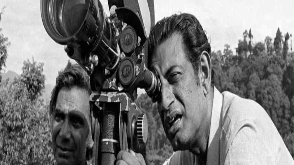 Satyajit Ray. Image Source: Facebook.