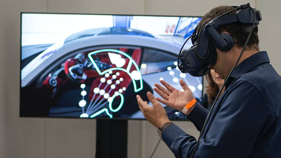 The centre at IIT Madras is focusing on the fundamentals of VR - perception and illusion. Image Source: Shutterstock