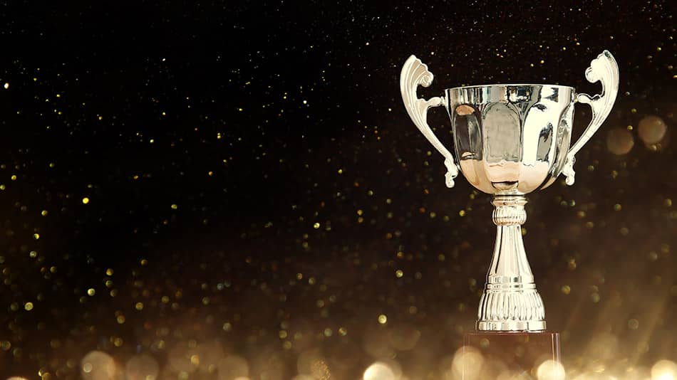 Less than 20% of the participants qualified for the CTY's High Honours Awards.    Image Source: Shutterstock