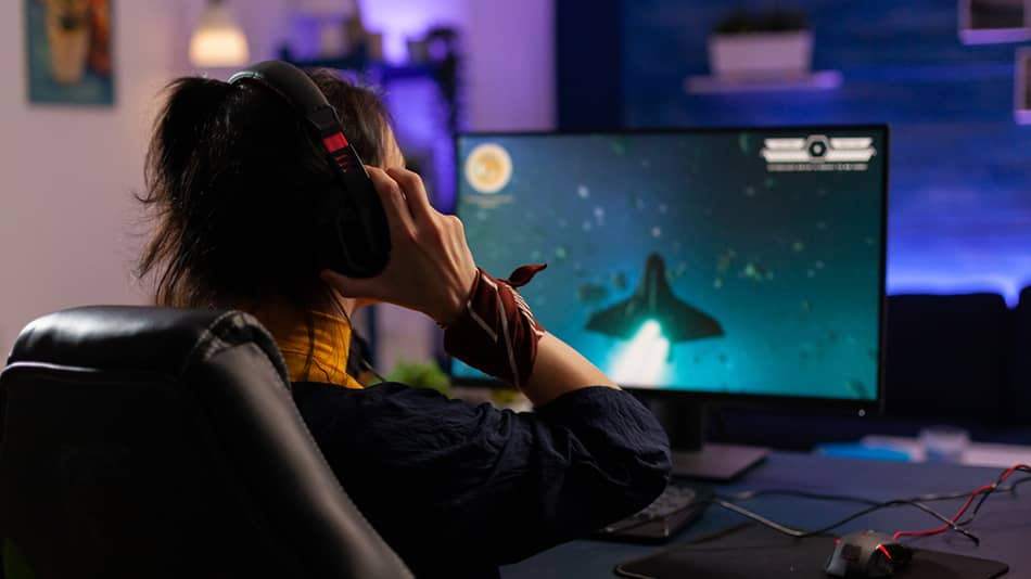 As per the new rules in China, video game companies will have to restrict gaming time to three hours a week. Image Source: Shutterstock