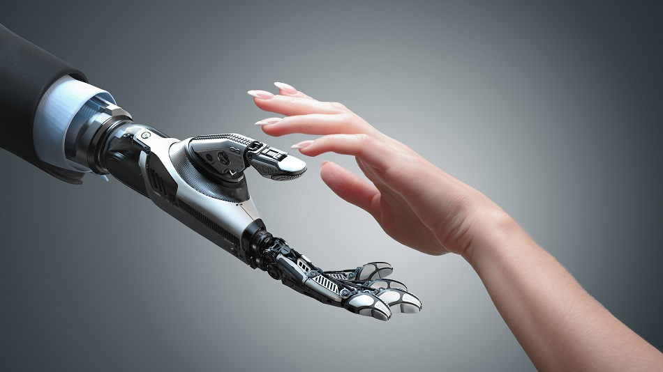 Robot still in the trial stage and will be developed further. Photo: Shutterstock