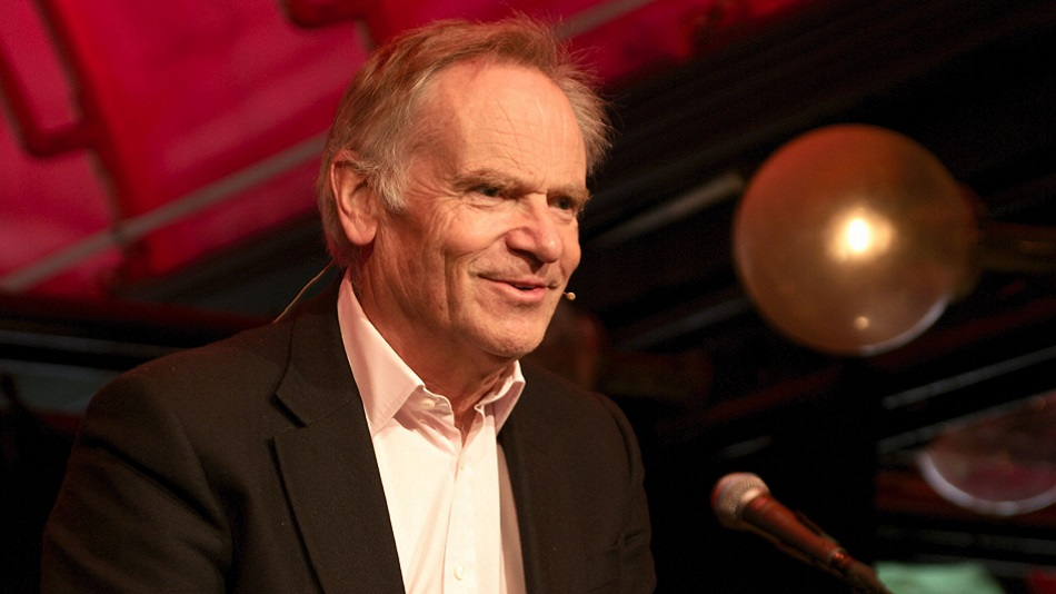 Jeffrey Archer spoke about his acclaimed William Warwick series. Source: en.wikipedia.org