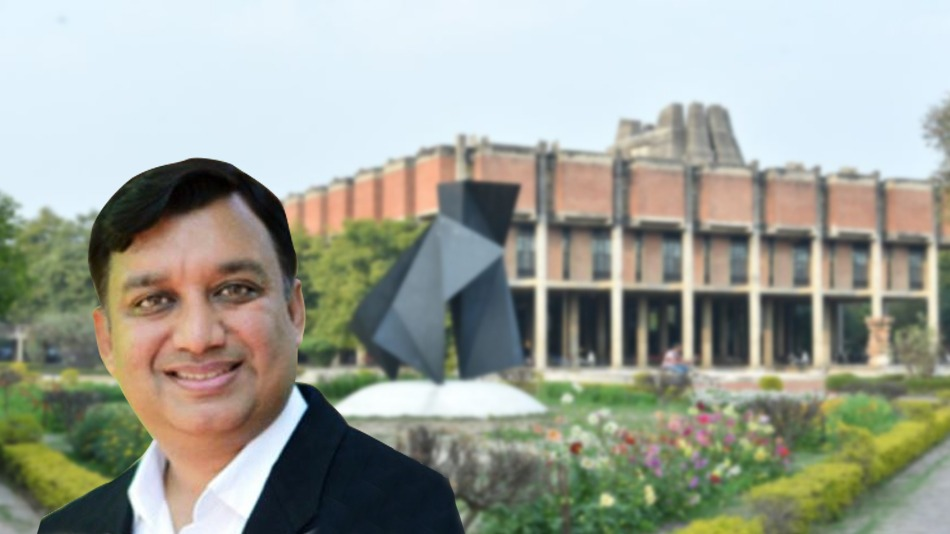 Nikhil Agarwal (inset) has been appointed CEO of IIT Kanpur's Centre for Cyber Security and Cyber Security of Cyber Physical Systems Innovation Hub (C3i Hub). Image Source: IIT Kanpur