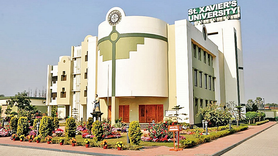 St. Xavier's University. Source: telegraphindia.com