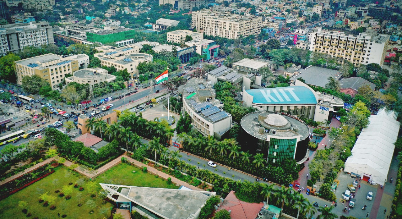 KIIT has an academic tie-up with 195 international universities providing excellent opportunity for students to pursue higher education abroad.  Image Source: KIIT
