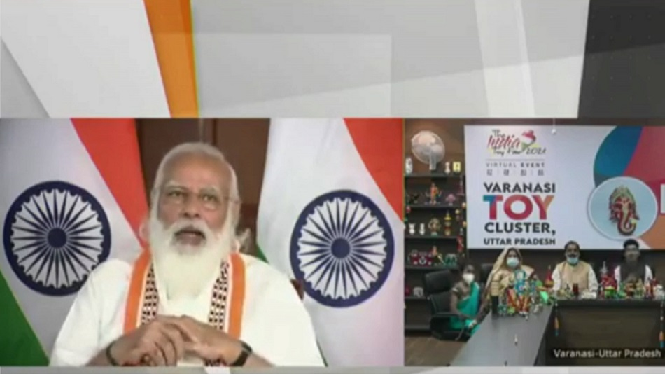 Prime Minister Modi urged online games to be educational and speak of Indian tales.