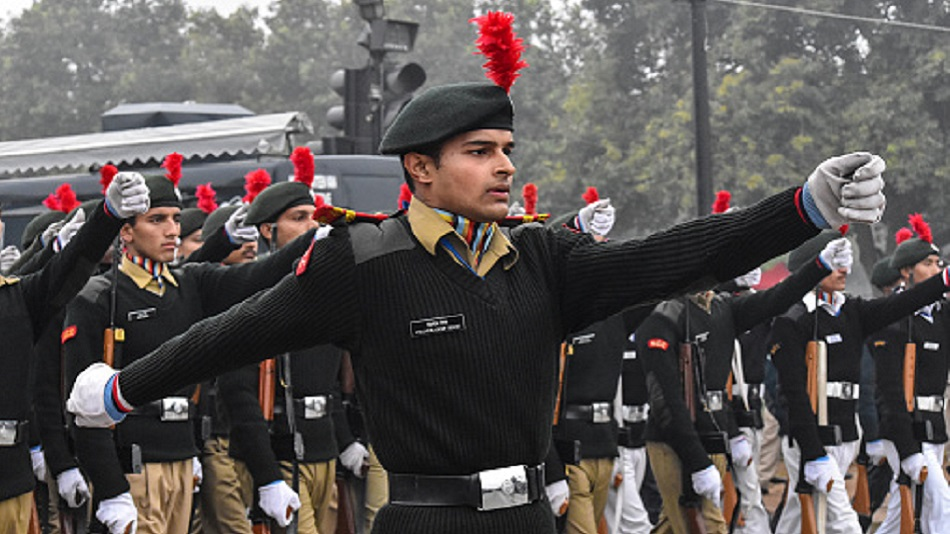 The Republic Day parade is held every year on January 26 at Rajpath.  PHOTO: Pixabay