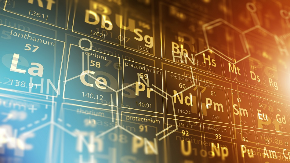The 'Pseudo' periodic table makes learning elements more approachable.   PHOTO: Shutterstock