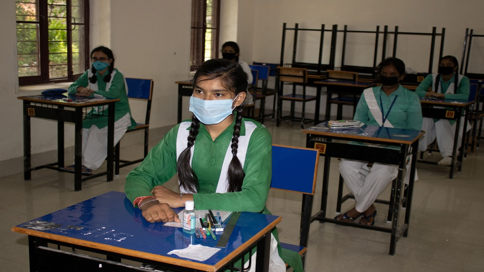 Odisha schools for classes X and XII reopened from January 8. Shutterstock