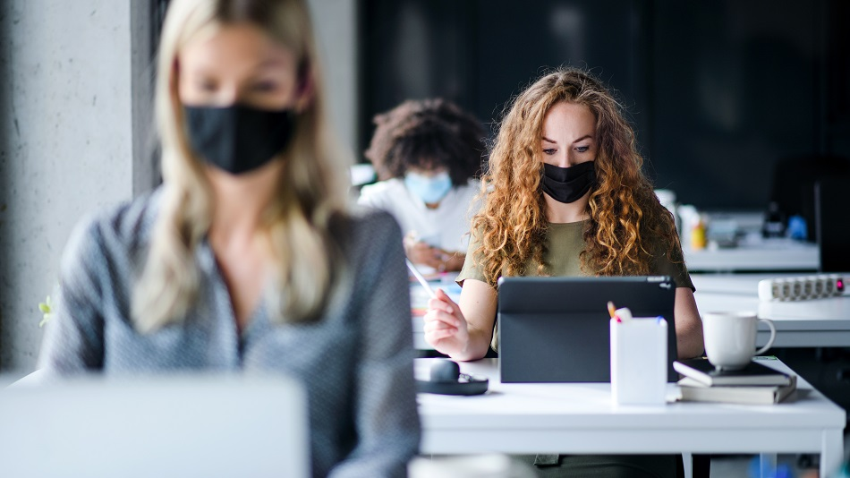 Face masks are not compulsory at schools in Denmark. PHOTO: Shutterstock