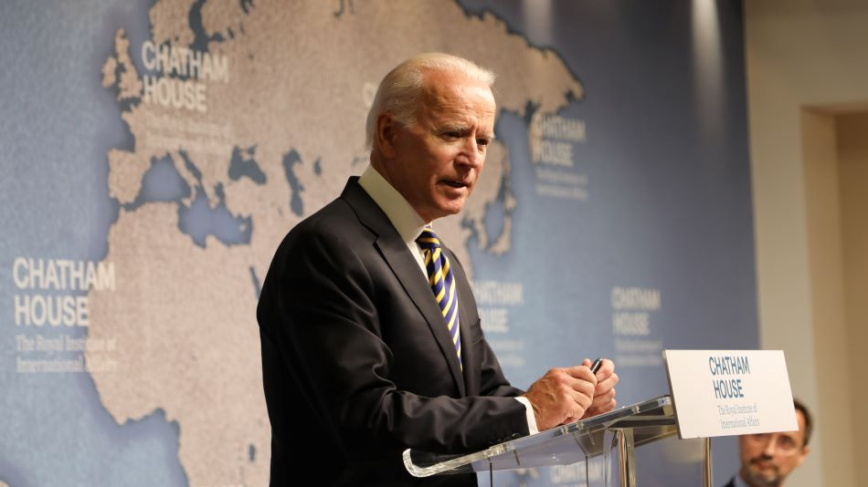 US President Joe Biden's initial actions have been met with enthusiasm by educators as necessary and symbolic. Image Source: Wikimedia Commons